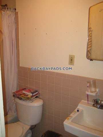 Studio 1 Bath - Boston - Back Bay $1,925