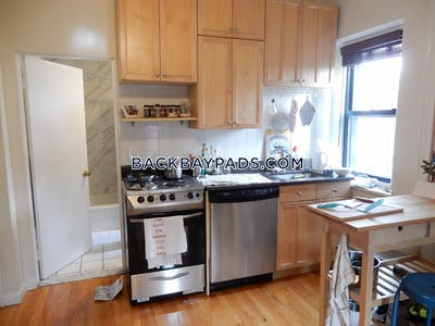 Back Bay Apartment for rent 1 Bedroom 1 Bath Boston - $2,300 No Fee