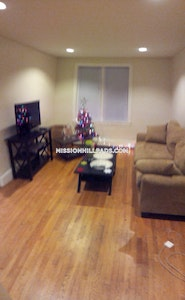 Mission Hill Apartment for rent 1 Bedroom 1 Bath Boston - $2,100