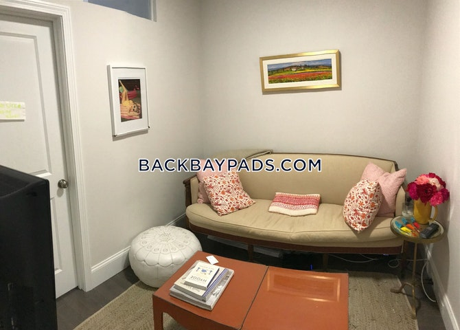 3 Beds 1 Bath - Boston - Back Bay $4,300