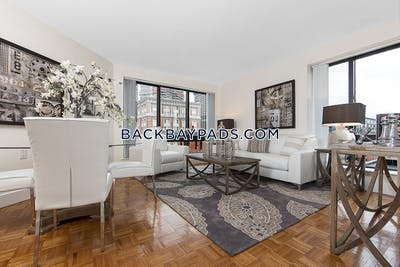 Back Bay Apartment for rent 2 Bedrooms 1 Bath Boston - $4,400