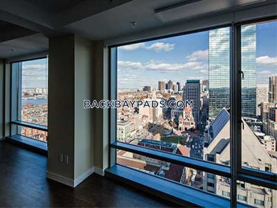 Back Bay 3 Beds 2 Baths Boston - $5,000