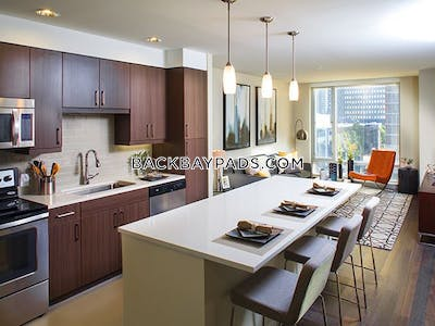 Back Bay 2 Beds 2 Baths Boston - $3,500