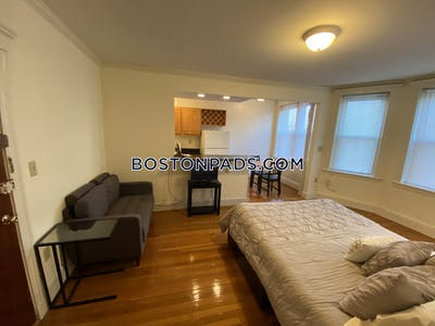 Fenway/kenmore ~*VIRTUAL TOUR*~ Beautiful Studio, Laundry, Heat & Hot Water Included Boston - $1,950