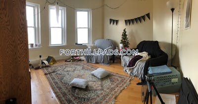 Fort Hill Great 4 bedroom with views of the city at night! Boston - $3,200