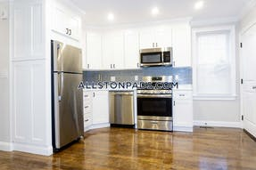 Lower Allston Apartment for rent 3 Bedrooms 2 Baths Boston - $3,750