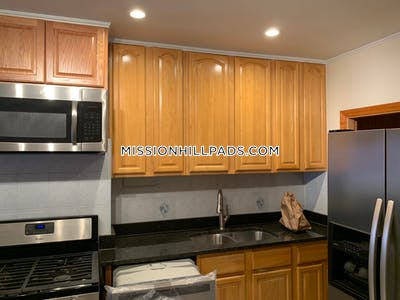 Mission Hill Apartment for rent 4 Bedrooms 1 Bath Boston - $3,600