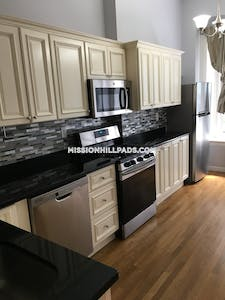 Mission Hill Apartment for rent 4 Bedrooms 2 Baths Boston - $4,100