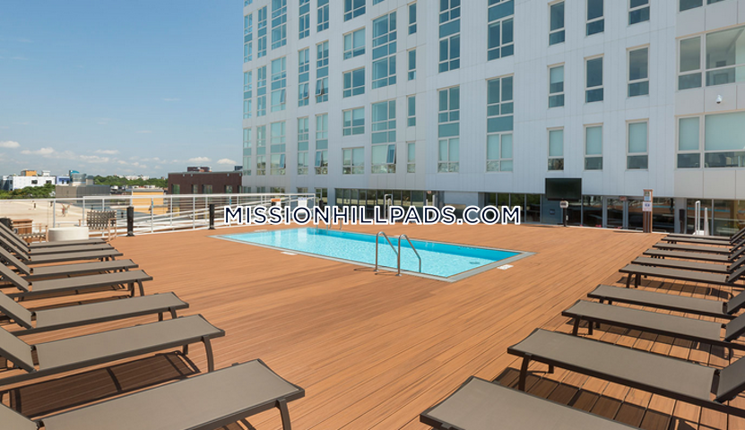 1 Bed 1 Bath - Boston - Mission Hill $2,863