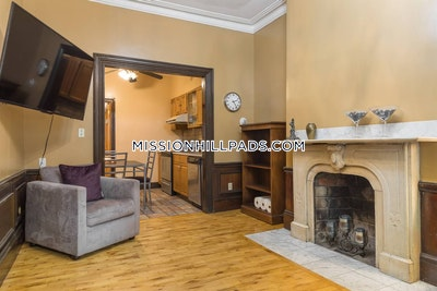 Mission Hill Apartment for rent 3 Bedrooms 2 Baths Boston - $4,200