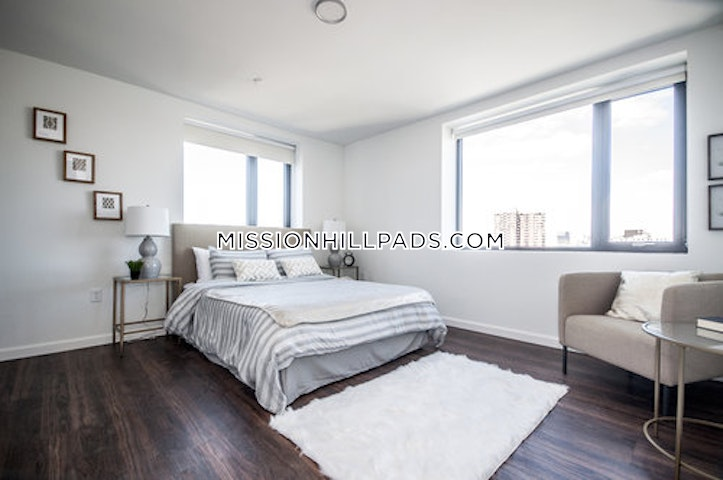 Spacious Two-Bed - Boston - Mission Hill $2,950