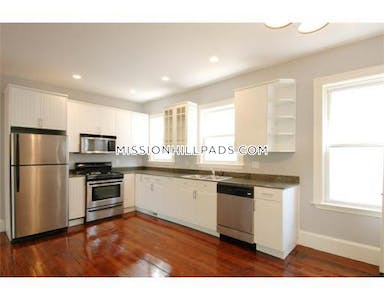 Mission Hill Apartment for rent 6 Bedrooms 2 Baths Boston - $7,500
