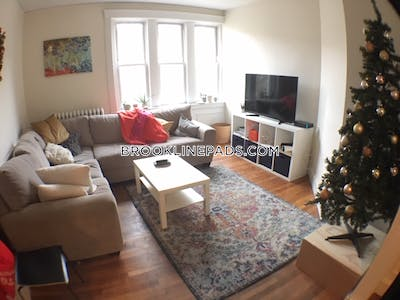Brookline Apartment for rent 6 Bedrooms 2 Baths  Boston University - $8,100