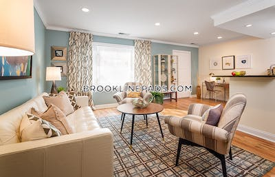 Brookline Apartment for rent 1 Bedroom 1 Bath  Chestnut Hill - $2,750