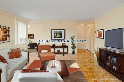 Brookline Apartment for rent 1 Bedroom 1 Bath  Washington Square - $2,350