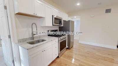 Cambridge Apartment for rent 4 Bedrooms 2 Baths  Porter Square - $4,600 No Fee