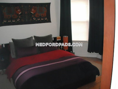 Medford Apartment for rent 2 Bedrooms 1 Bath  Tufts - $2,200