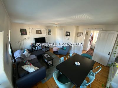 Somerville Apartment for rent 2 Bedrooms 1 Bath  Spring Hill - $2,850 No Fee