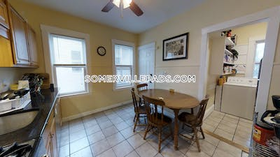 Somerville Apartment for rent 4 Bedrooms 1 Bath  West Somerville/ Teele Square - $4,300 No Fee