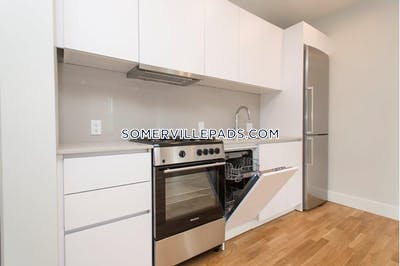 Somerville Apartment for rent Studio 1 Bath  Winter Hill - $1,950