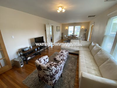 Watertown Apartment for rent 3 Bedrooms 1 Bath - $3,450