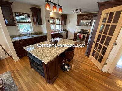 Watertown Incredible Fully Furnished 3 Bed 1 Bath  - $3,450